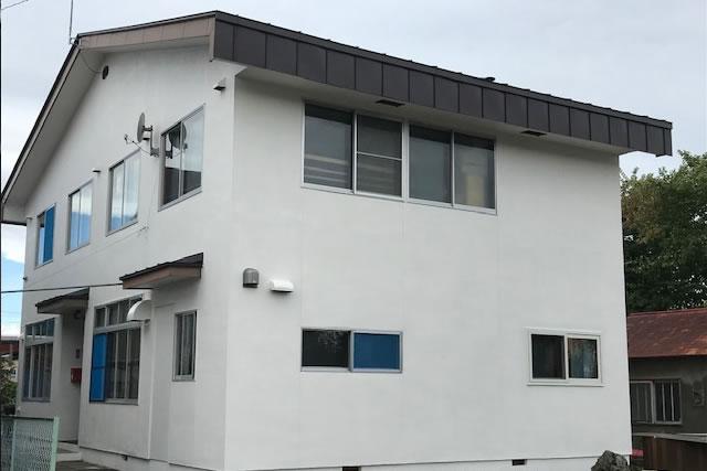 十勝・釧路エリアの外壁・屋根塗装工事